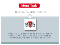 Guide To Setting Up A Meta Trak Geofence